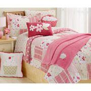 (HALEY'S ROOM)    BKids Cupcakes Comforter, Twin  Walmart.com