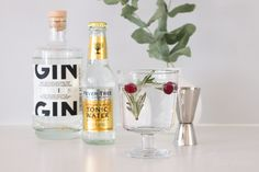 Napue Gin Tonic  Scandinavian