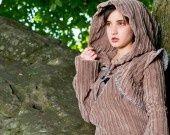 Manteau Filid en velours cottelé ZAWANN créateur made in france : Manteau, Blouson, veste par zawann sur ALittleMarket