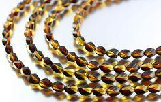 SmartyHands.com: Amber twist 6x9, 2 color /20cm