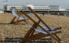 Brighton Beach, Southern England
