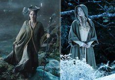 Maleficent costumes Angelina cape Aurora Elle Fanning cape stylefrizz.com
