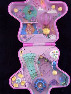 Rare Vintage Polly Pocket Fairy Wonderland by GiorgannasAttic, £12.00