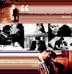Booth and Brennan Bones Series, Bones Show, Best Tv Shows, Best Shows Ever, Favorite Tv Shows, Bones Booth And Brennan, Bones Quotes, Temperance Brennan, The Mccoys