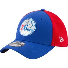 Philadelphia 76ers Hat Cap L//XL Flex Nba New Basketball Adidas