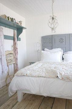 Wonderful #shabby #bedroom
