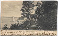 Postmarked May 9, 1906  Creve Coeur Lake.