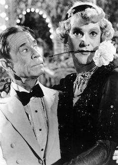 Joe E. Brown & Jack Lemmon