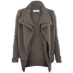 All Saints Jaque Cardigan...its like a knit moto jacket. Love