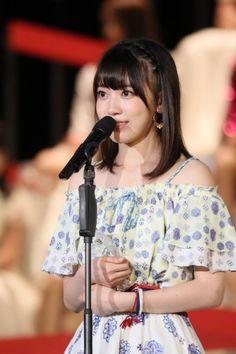6位 宮脇咲良(HKT48 Team KIV/AKB48 Team A兼任)