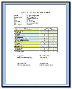 Aplikasi KKM SD Kelas IV Revisi Kurikulum 2013 Format Excel.Xlsx