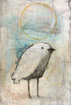 Traveled Bird by SethFitts on DeviantArt Traveled Bird by SethFitts on DeviantArt Mixed media on particle board Approximately 5 25 215 7 Seth Fitts 2015 Not available You can Art Journaling, Bird Illustration, Illustrations, Painting Collage, Art Plastique, Painting Inspiration, Textile Art, Pet Birds, Sketches