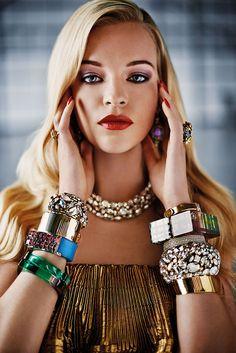 Luxure Magazine - The Culture of Luxury - Traffic. Lanvin, Armenta, Elie Saab, Dior Joaillerie, Dolce & Gabbana, Christian Dior, Chanel, Maiocci, Prada