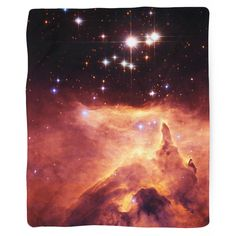 Emissions Nebula Blanket - 50 x 60 inches