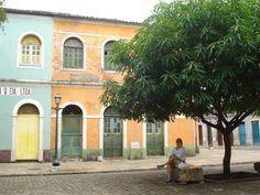 Centro histórico de São Luis, Maranhão - BRASIL
