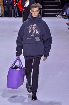 Balenciaga | Ready-to-Wear - Autumn 2018 | Look 43