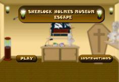 Ma chronique du jeu 'Sherlock Holmes museum escape'