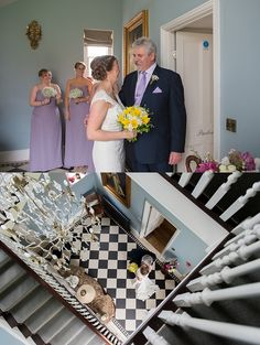 Stanbrook Abbey wedding with Laurie & Paul
