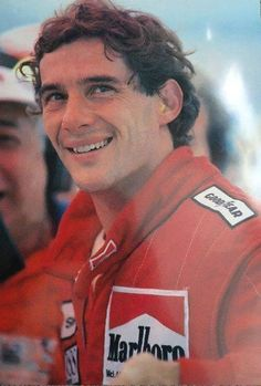 Hermoso! Ayrtor Senna, inolvidable!