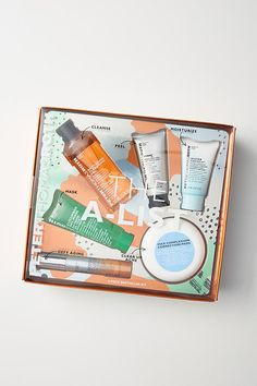 Peter Thomas Roth The A-List Gift Set - Peter Thomas Roth The A-List Gift Set by in Assorted Size: All, Bath & Body at Anthropologie - Cleanser, Gift Packaging, Packaging Design, Coffee Packaging, Beauty Packaging, Product Packaging, Packaging Ideas, Peter Thomas Roth, Makeup Products
