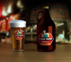 Beer Packaging design concept