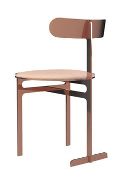 Avenue Road launches Yabu Pushelberg's Park Place chair this month.