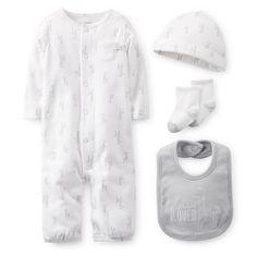 Baby Neutral 4-Piece Take-Me-Home Set | Carters.com