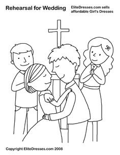 Free coloring pages for the kids - (ok, there's some ads on them, but kids can't read anyway)