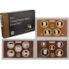 2011 S Us Mint Proof Set Ogp https://www.amazon.com/exec/obidos/ASIN/B00CTXEI6S/fnnc-20