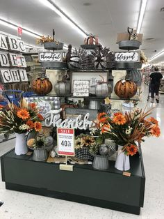 Fall Collections, Hobby Lobby, Wreaths, Table Decorations, Furniture, Ideas, Home Decor, Decoration Home, Door Wreaths
