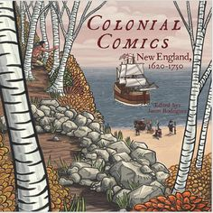 Colonial Comics New England 1620-1750 is an exciting, fresh look at early American history, perfect for middle grade students and classrooms. Click here for ideas on classroom integration and a FREE lesson blueprint! sixth grade, fifth grade, social studies, science, language arts, project based learning, lesson plan, lesson blueprint, fifth grade lesson plan, sixth grade lesson plan, native americans, colonial america, american history, puritans, salem witch trials, folklore,