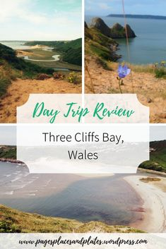 Despite being one of the most stunning beaches along Wales' coastline you may not have heard Three Cliffs Bay due to how secluded and untouched it is. Read on to find out why I totally recommend it for a summer getaway! British Beaches, Uk Beaches, Amazing Destinations, Travel Destinations, Travel Tips, Best Places To Travel, Places To Go, Family Holiday Destinations, Hiking Trips