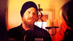 Piney Winston (William Lucking) was a founding member of the Sons of Anarchy Motorcycle Club, and also the father of Opie (Ryan Hurst), another member of the club.