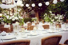 Boda Madrid, Decoración de Bodas, Faroles de Papel, Mr&Mrs, BodaSomethingBlue, WeddingPlannerMadrid