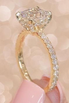 The Definitive Solution for Elegant Engagement Rings Classy You Can Learn About Today - Ring verlobung - Anillos Engagement Rings Princess, Elegant Engagement Rings, Princess Cut Rings, Engagement Ring Settings, Diamond Engagement Rings, Wedding Engagement, Diamond Rings, Princess Wedding, Engagement Bands