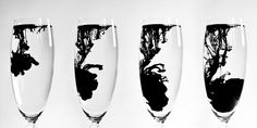 The idea is pretty cliché and frequent but I done this just for practice and fun. NIKON Ink and water GIMP BTW Is it still a photography of maybe . Still Photography, Photography Ideas, Girls Be Like, Food Coloring, Photo Manipulation, Chinoiserie, Really Cool Stuff, Monochrome, Wine Glass