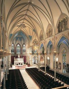 Cathedral of St. John the Baptist  Savannah, GA