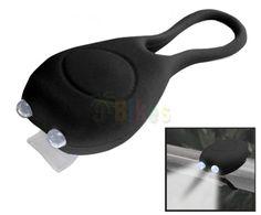 Skye Beam Bug LED Mini Headlight, Black
