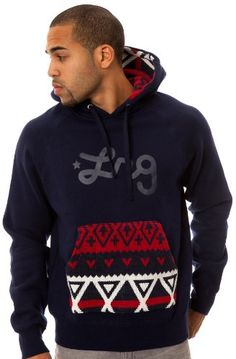 LRG Men`s Alpiner Pullover Hoody - List price: $89.00 Price: $72.17 Saving: $16.83 (19%)