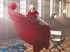 Siri Tollerod by Sophie Delaporte.. www.fashion.net