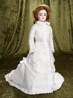 Theriault's Rendezvous Auction. Wednesday, February 1 at 7PM. Featuring rare antique dolls and more. (onsite, absentee, telephone & internet bids) Location: Theriault's headquarters in Annapolis, Maryland. https://theriaults.proxibid.com/asp/Catalog.asp?aid=122066