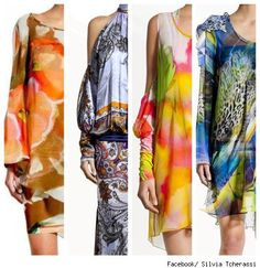 Primavera Verano 2012 Summer Collection, Kimono Top, Cover Up, Spring Summer, My Style, How To Wear, Clothes, Tops, Dresses
