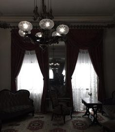 home, dark, and goth image