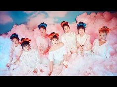 OH MY GIRL(오마이걸) 'Coloring Book' Last Teaser Photo Release…구름 위 몽환 소녀들로 변신 - YouTube