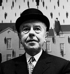 """Rene Magritte was an internationally acclaimed surrealist artist of all time, yet it was not until his 50s, when he was finally able to reach some form of fame and recognition for his work. Rene Magritte described his paintings saying, """"My painting is visible images which conceal nothing; they evoke mystery and, indeed, when one sees one of my pictures, one asks oneself this simple question, 'What does that mean?' It does not mean anything, because mystery means nothing, it is unknowable."""""""