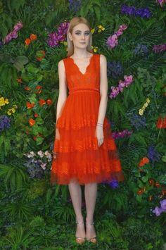 AMBAR STUDIO 2019 Eva Red Dress