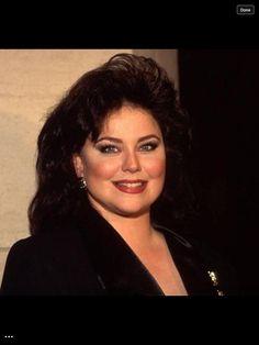 Delta Burke....loved her on Designing Women