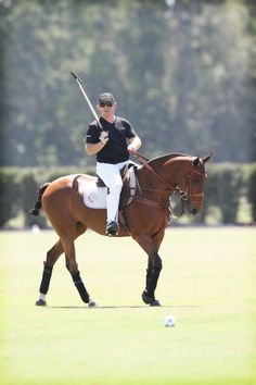Bucket list - learn to play polo!