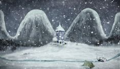 Moomin Valley by ichigopaul23