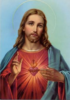 Solemnity of the Most Sacred Heart of Jesus - 19 days after Pentecost